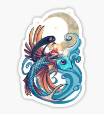 Festival of the Flying Fish Sticker