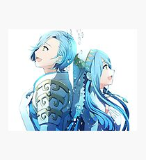 Family song - Fire Emblem Fates Photographic Print