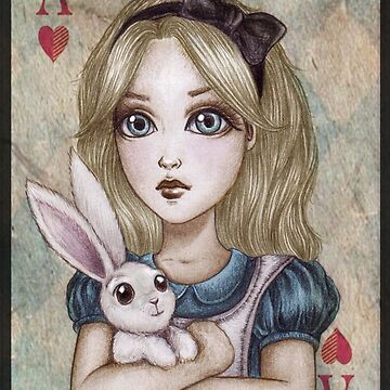 Alice in Wonderland by belizabethg