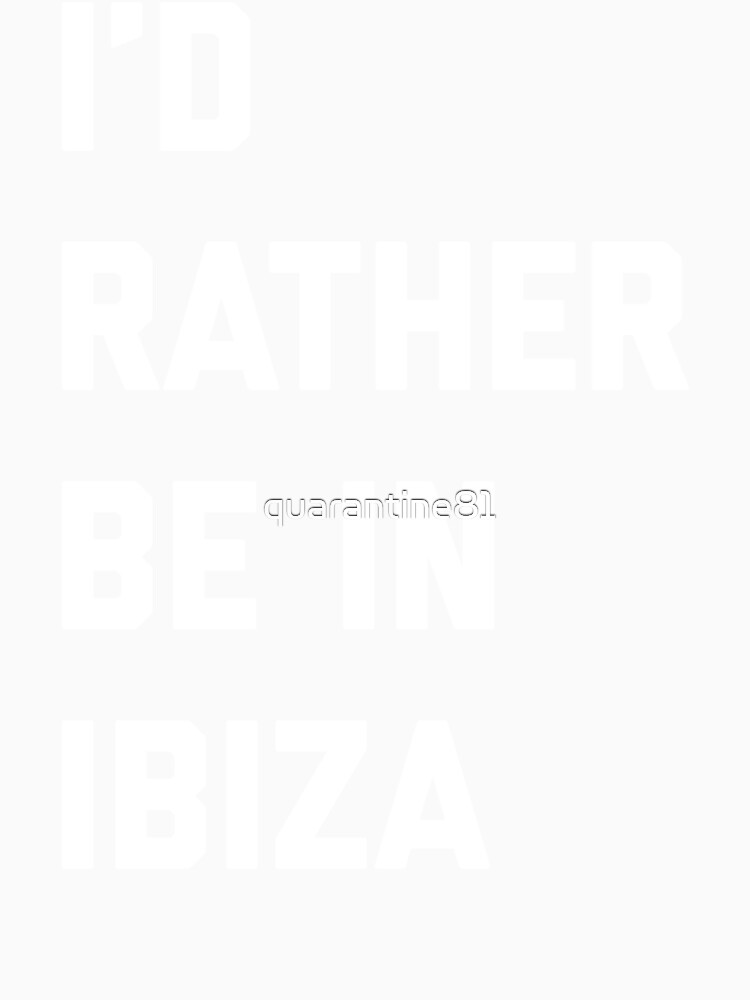 Be In Ibiza Music Quote by quarantine81