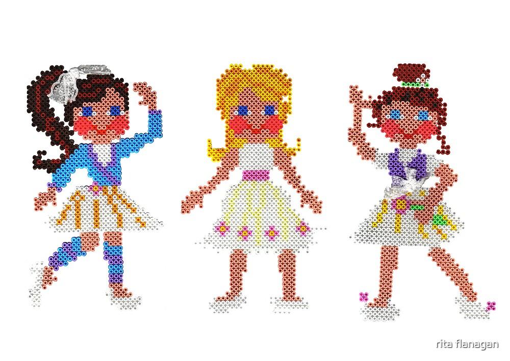 ballet for three by rita flanagan