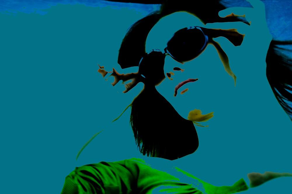 Electric shadow by Angel Jesús Pérez Alfonso