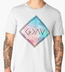 God Is Greater Than the Highs and Lows Men's Premium T-Shirt