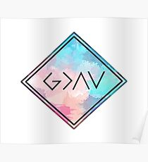 God Is Greater Than the Highs and Lows Poster