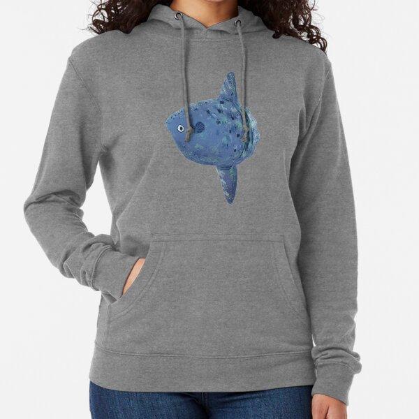Mola Mola Sunfish Lightweight Hoodie