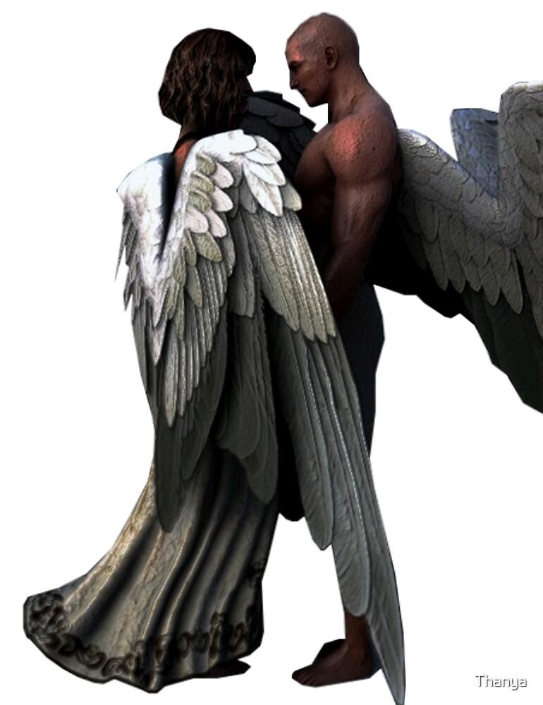 Angels by Thanya
