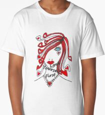 Love Yourself First Long T-Shirt