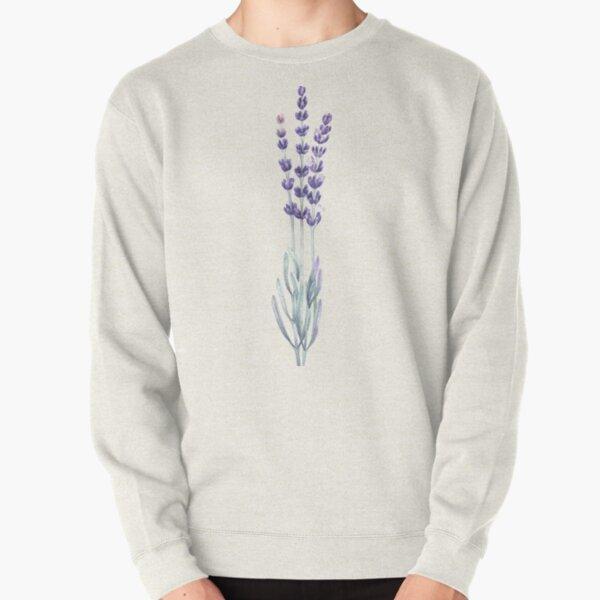 Aquarell Lavendel Pullover
