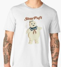 STAY PUFT - MARSHMALLOW MAN GHOSTBUSTERS Men's Premium T-Shirt