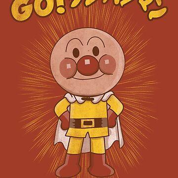 Go! Punchman by LgndryPhoenix