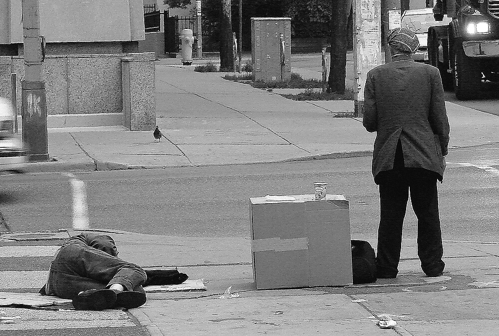 LIFE ON THE STREET by redford