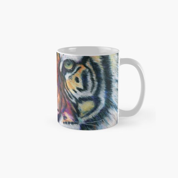 Colorful Tiger Classic Mug