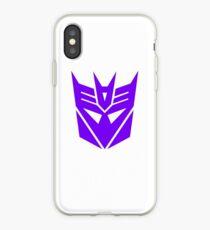 Decepticon iPhone Case