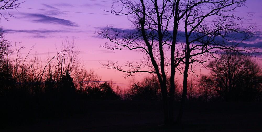 Sun rise in Gods glory by mel1forjon
