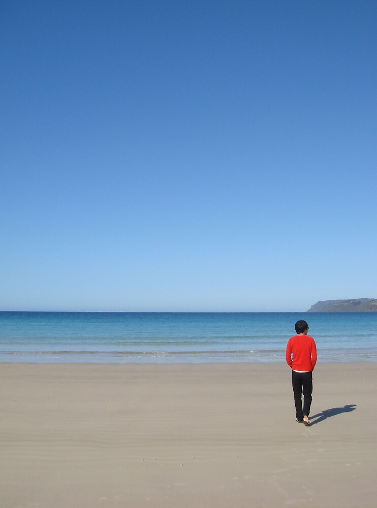 The Beach by Karen Topacio