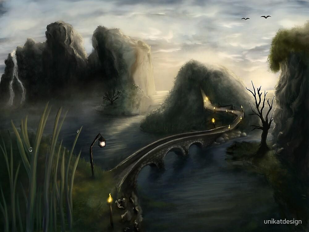 The Bridge by unikatdesign