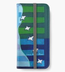 Hexagram 7: Shih (Integrity) iPhone Wallet/Case/Skin