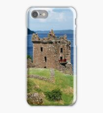 Grant Tower , Urquhart Castle , the Highlands , Scotland iPhone Case/Skin