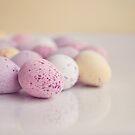 Mini Easter Eggs by Lyn  Randle