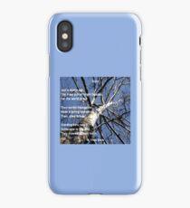 Stark iPhone Case/Skin