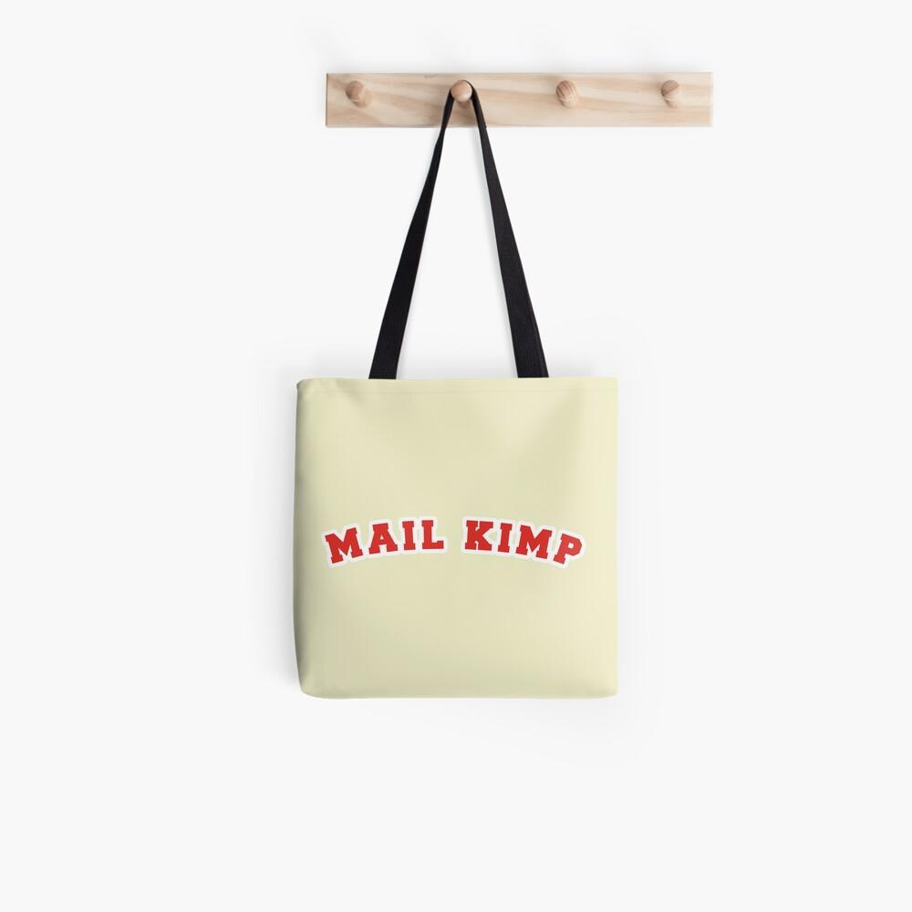 Mail Kimp - On Colours Tote Bag