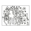 child of peace 22 a b c by Gea Austen