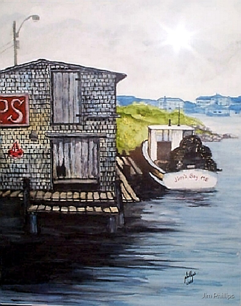 Jim's Bay by Jim Phillips