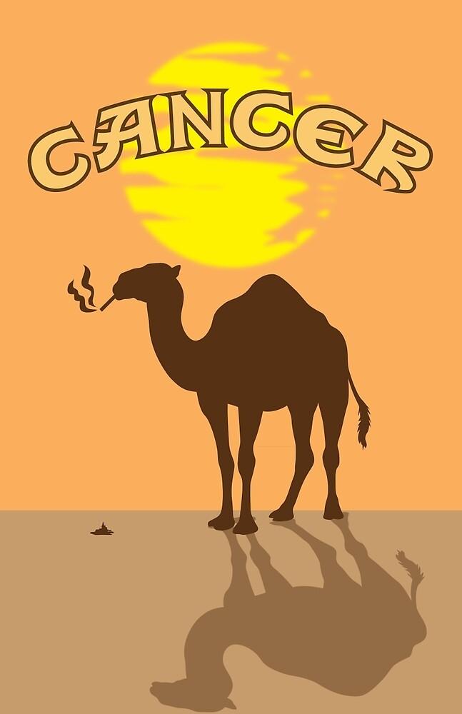 Cancer by Tony Vazquez