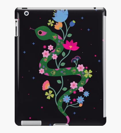 The Serpent  iPad Case/Skin
