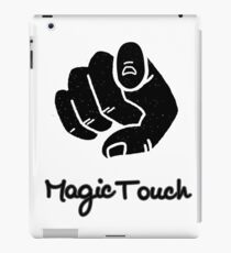 Magic Touch iPad Case/Skin