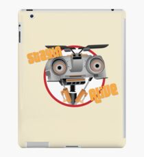 Johnny 5 is Alive iPad Case/Skin