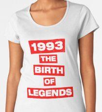 1993 Birthday Gift Idea Women's Premium T-Shirt