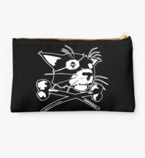 Pirate Cat Studio Pouch