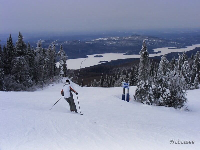 Lac Tremblant by Wabassee