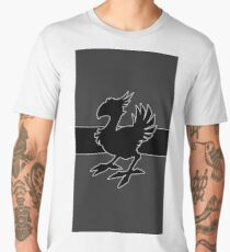 Chocobo Black Men's Premium T-Shirt