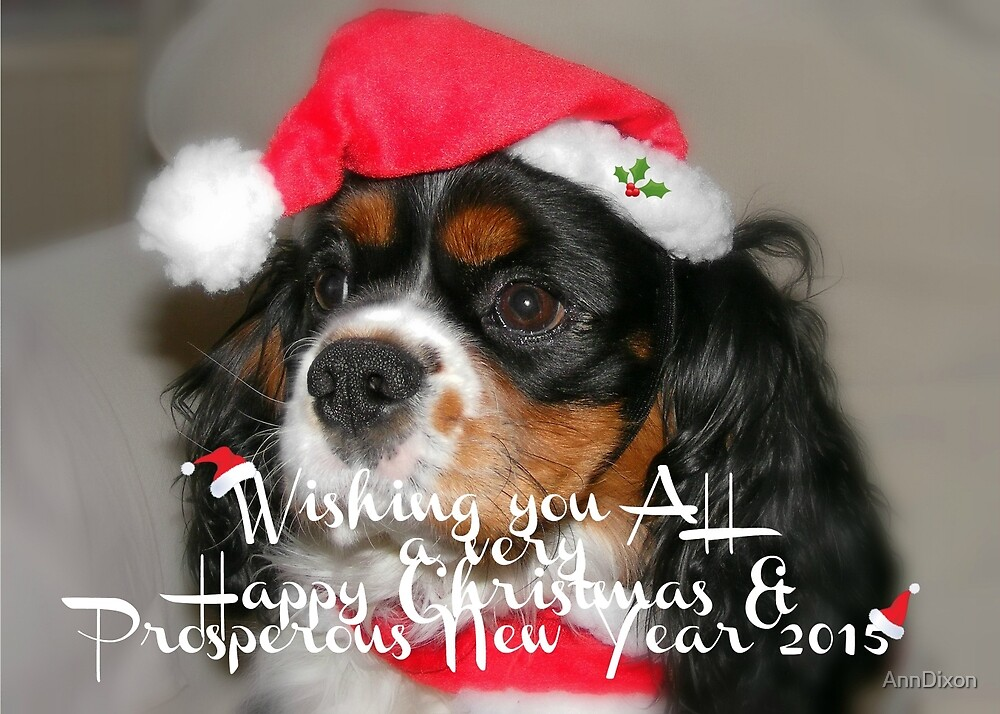 Happy Christmas by AnnDixon