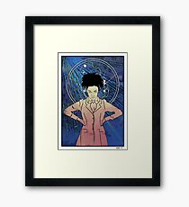 Oh Missy you're so fine! Framed Print