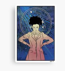 Oh Missy you're so fine! Canvas Print