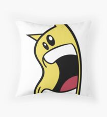 help timmi c the world Throw Pillow