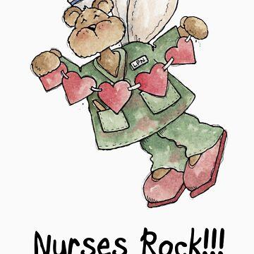 Nurses Rock by catsbacknc