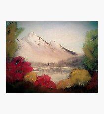 October's Landscape Photographic Print
