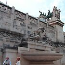 Roman Statues by Tom Gomez