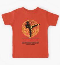Shaolin Kung Fu School of Martial Arts Kids Clothes