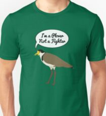 I'm a Plover Not a Fighter T-Shirt