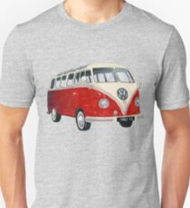 Old Car Kombi T-shirt T-Shirt