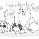 The Fischbach Puppies by Shuploc