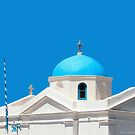 ...white and Blue ..?..must be Greece... by John44