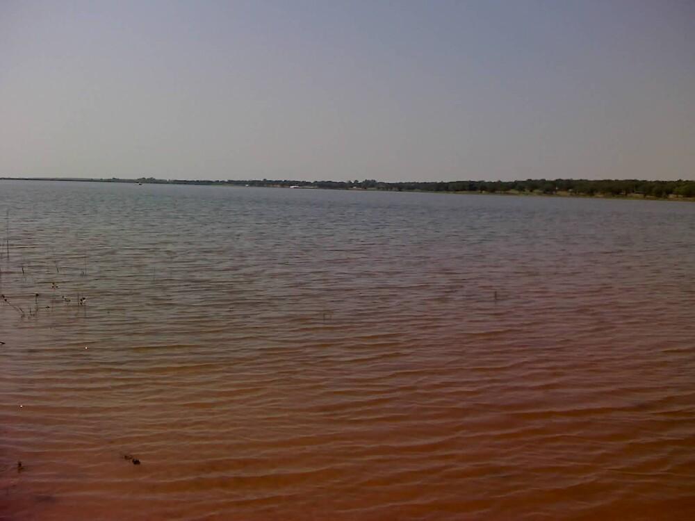 Clear Creek Lake by ronda68