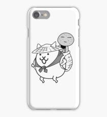 Kasa Jizo Uber Rare Cat battle cats iPhone Case/Skin