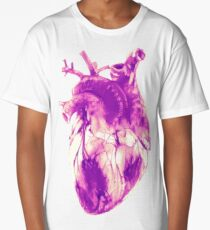 A Big Heart  Long T-Shirt
